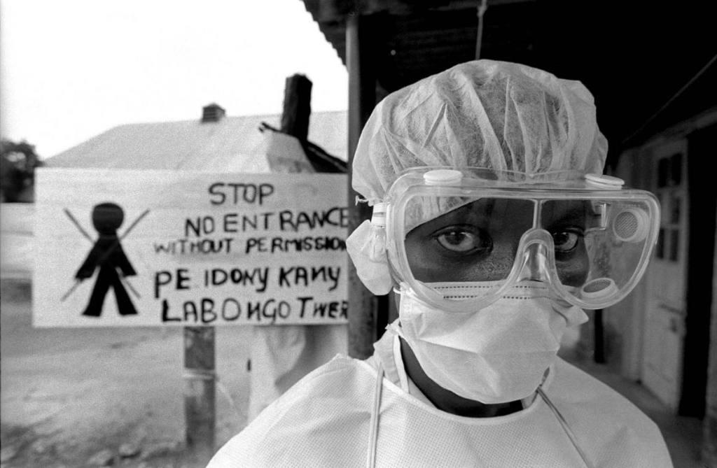 Diez personas con alto porcentaje de tener ébola en EE.UU. - Foto de Internet