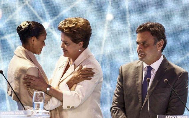 Brasil a un día de comicios electorales - Foto de La Nación