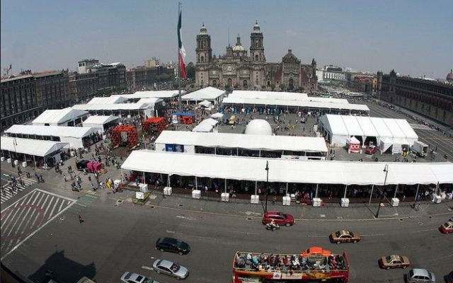A punto de concluir primer fin de semana de FIL-Zócalo - Foto de Feria del Libro del Zócalo