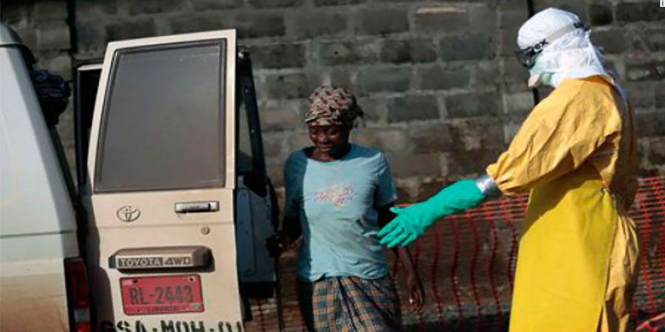 Liberia pide ayuda de EE.UU. para detener ébola - Foto de AP