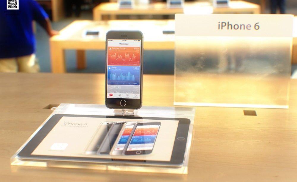 Anuncian fecha para la preventa del iPhone 6 en México