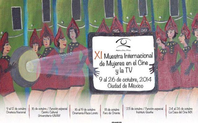 Muestra Internacional de Mujeres en Cine y TV exhibirá 75 películas - Foto de mujerescineytv.org