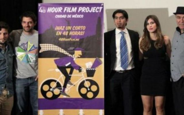 """Llega a México el rally de cortometrajes """"48 Hour film Project"""" - Foto de @DiarioRotativo"""