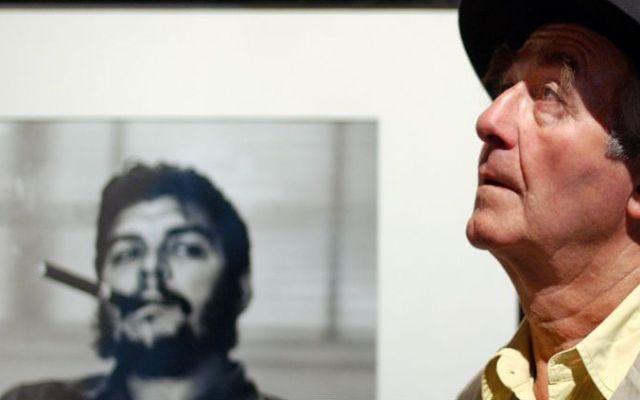 "Ha muerto Rene Burri, fotógrafo del ""Che"" Guevara - Foto de AP"