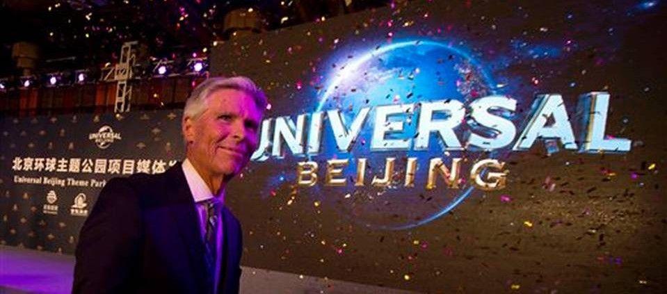 Universal prepara parque temático en China - Foto de Miami Herald