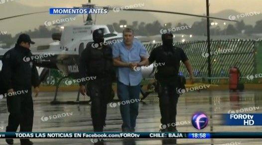 Ya suma tres autos de formal prisión Vicente Carrillo Fuentes - Foto de Archivo