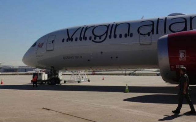 Virgin Atlantic estrena su Dreamliner 787-9 - Foto de USA Today