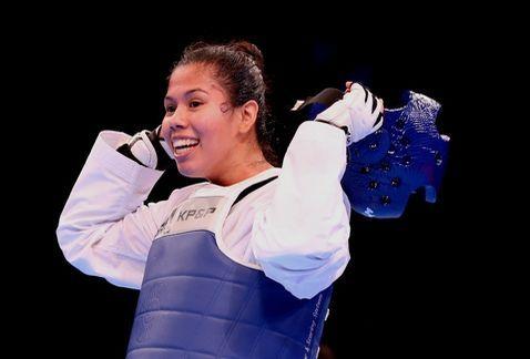 Gana oro Briseida Acosta en Juegos Centroamericanos - foto de Milenio