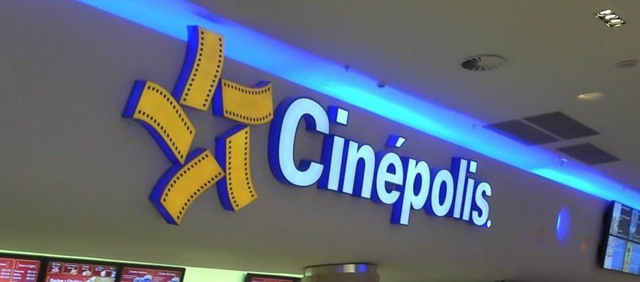 Falla página de Cinépolis - Foto de Ochaplín