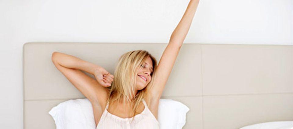 Consejos para despertar con una sonrisa - Foto de A mulhere que manda