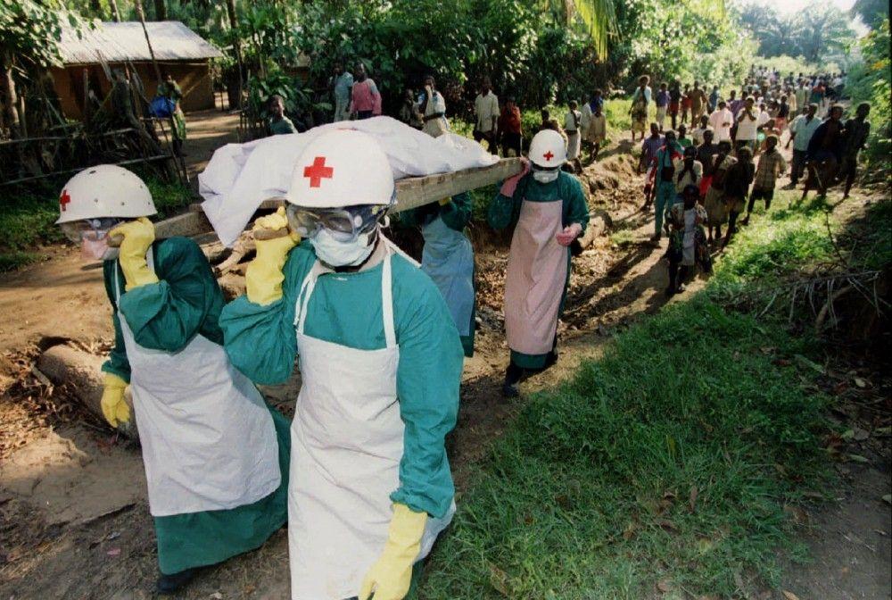 Presenta OMS protocolo de funerales para fallecidos por ébola - Foto de AP