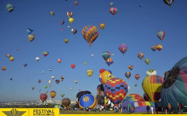 Comienza Festival del Globo 2014 - Foto de FIG