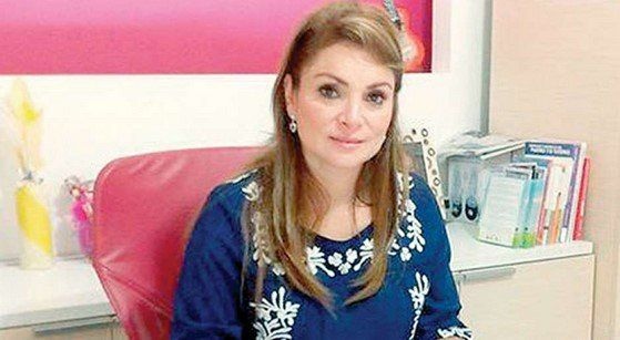 Arraigan a esposa del exalcalde de Iguala - Foto de Diario Cambio