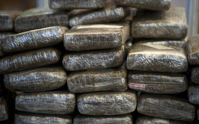 Encuentran en Reynosa casi una tonelada de marihuana - Foto de archivo
