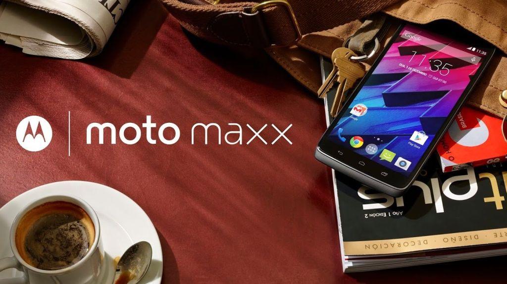 Moto Maxx: Uno de los smartphones más rápidos de recargar - Cortesía