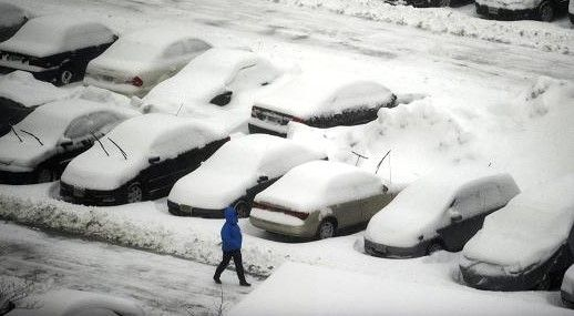 Regalan autos de lujo en Chicago si cae nieve en Navidad - Foto de AFP / Getty Images