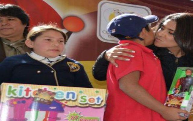Los niños no se quedarán sin Reyes: Barrales - Foto de Milenio