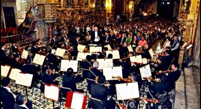 Orquesta de Guanajuato hará gira por Italia - Foto de @GobSalamanca