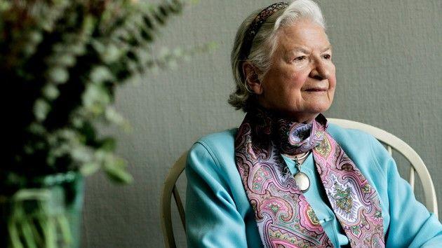 Fallece la dama de la ficción policiaca, P.D. James - Foto de Politiken