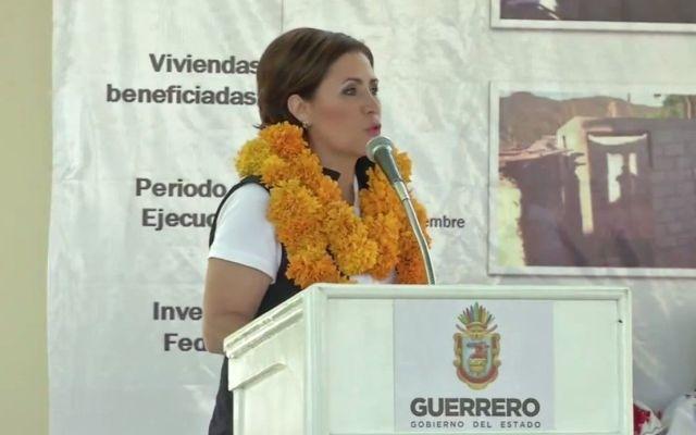 Congelan cuentas bancarias de Rosario Robles - Foto de SEDESOL. (Archivo)