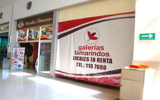 ¿Cómo se construyó Galerías Tamarindos? - Foto de Internet