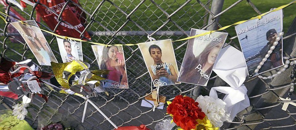 Muere una estudiante más luego de tiroteo en Washington - Foto de The Columbian