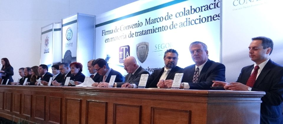 Inaugura Chihuahua primer Tribunal de Tratamiento de Adicciones - Foto de puente libre