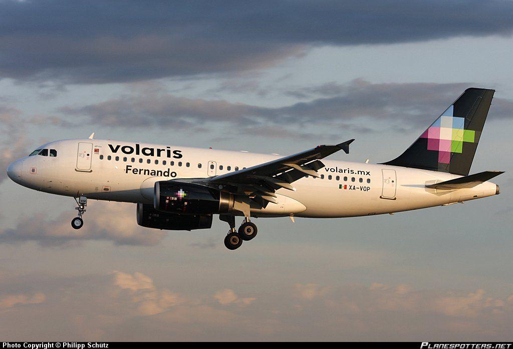 Celebra Volaris 11 años con descuentos - Foto de planespotters.net