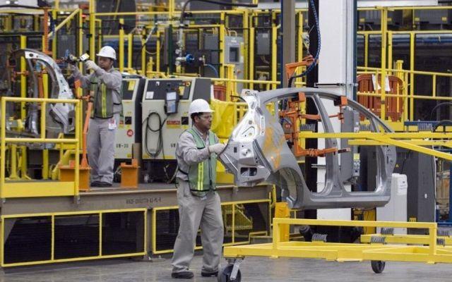Producción industrial crece en octubre: INEGI - Internet