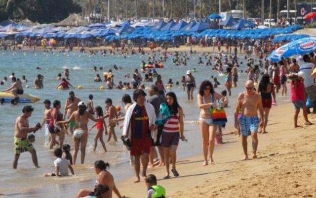 Prevén 100% de ocupación hotelera en Acapulco - Foto de Impacto