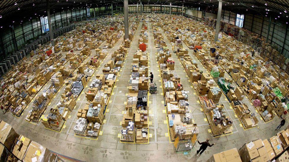 Error en Amazon ofreció cientos de productos por un centavo de libra - Internet
