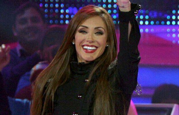 Anahí regresa a Televisa para el Teletón - foto de archivo