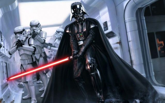El actor que interpretó a Darth Vader revela que padece demencia - Internet