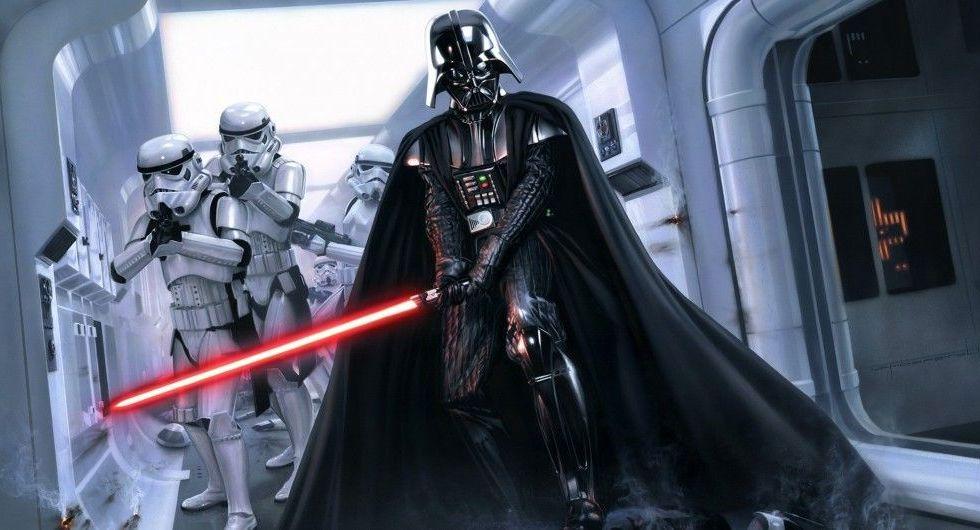 El actor que interpretó a Darth Vader revela que padece demencia - Internet