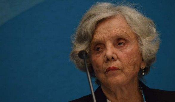 """Terrible"" es la muerte de Vicente Leñero: Elena Poniatowska - Foto de @CronicaJalisco"