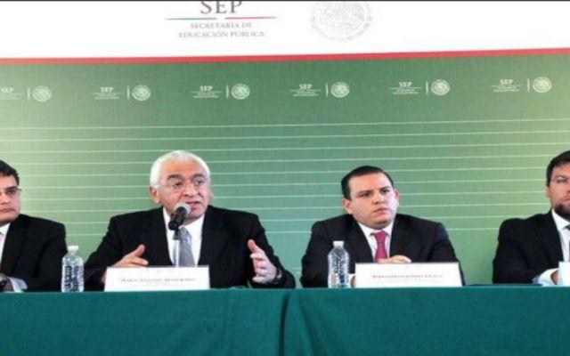 SEP anuncia nuevo mecanismo de pago de nómina para docentes - Foto de SEP