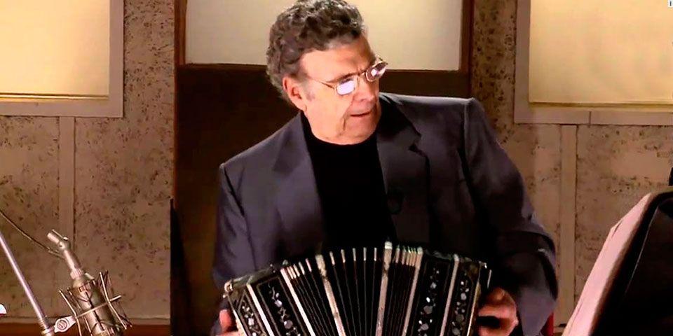 Muere el músico argentino Leopoldo Federico - Foto de Encuentro en el Estudio