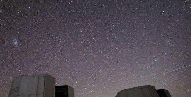 Se aproxima lluvia de estrellas en México este fin de semana - Foto de ESO