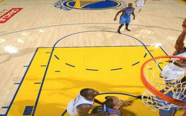Warriors ganan a Thunder - Foto de ESPN