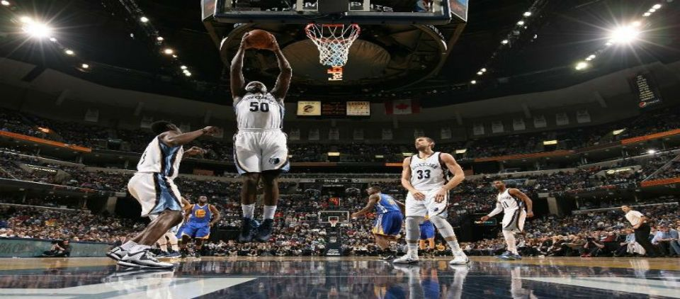 Memphis corta racha de 16 triunfos de Warriors - Foto de ESPN