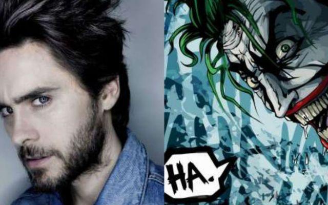 Jared Leto será El Guasón en nueva película - Foto de Music Feeds