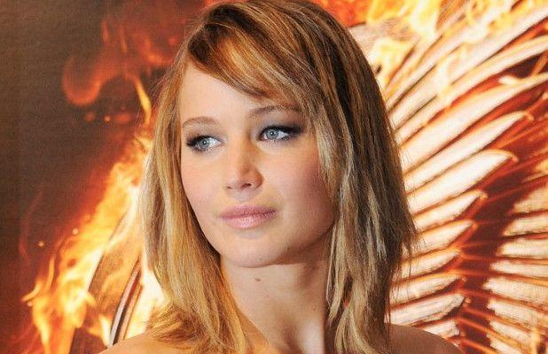 Jennifer Lawrence apoya campaña contra el ébola - Internet