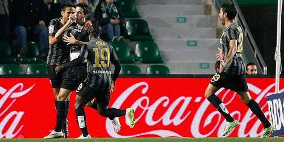 Málaga mantiene el buen paso - Foto de Central Deportiva