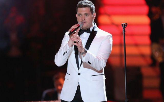 "Michael Bublé llega a las 157 fechas con ""To Be Loved"" - Foto de Huffington Post"