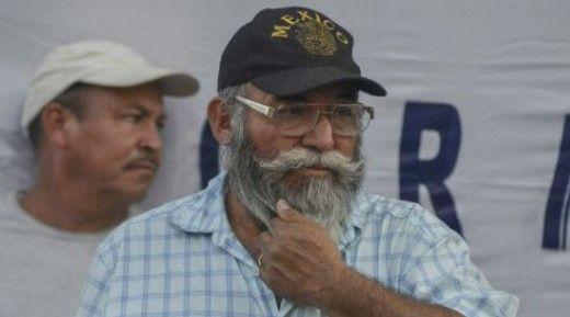 Nombran a 'Papá Pitufo' primer Comandante de la Fuerza Rural en Apatzingán - Foto de 24 Horas