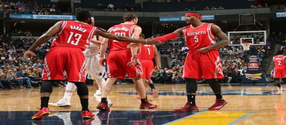 Rockets vencen a Grizzlies en el debut de Josh Smith - Foto de ESPN