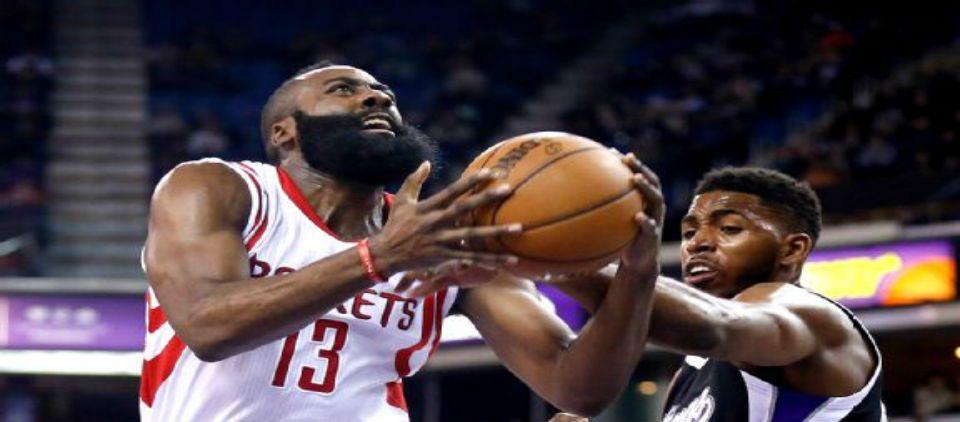 Los Rockets ganan a los Kings tras un tiempo extra - Foto de ESPN
