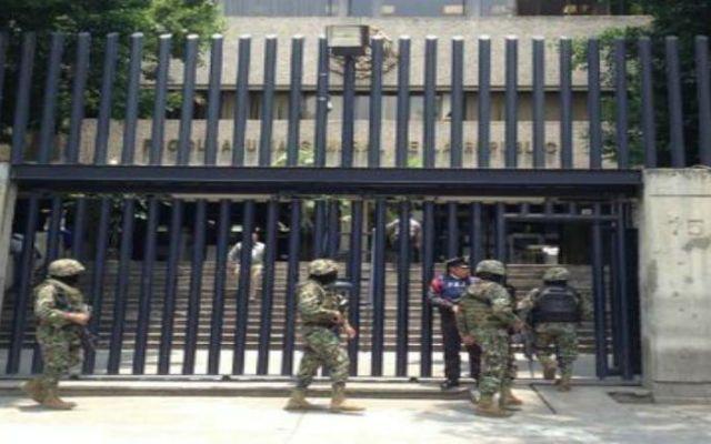 Lugarteniente del cártel de Sinaloa declara ante la SEIDO - Foto de Archivo