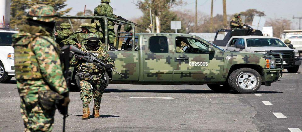 IFAI pide número de civiles asesinados por militares - Militares de la SEDENA