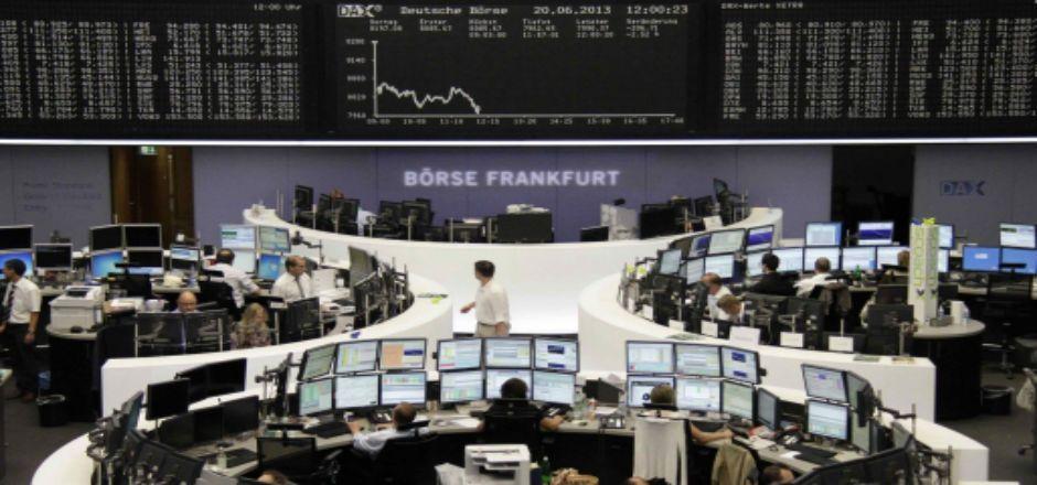 Mercados europeos registran peor caída en dos meses - Foto de Reuters